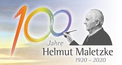 Ein Künstlerleben in Greifswald - 100 Jahre Helmut Maletzke